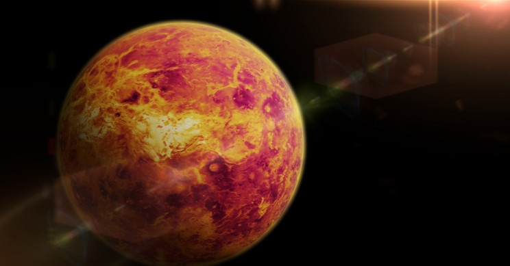 facts about planets venus