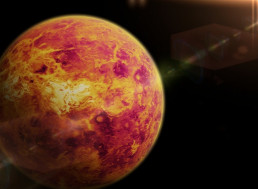 Venus May Have Had Temperate Climate, Liquid Water 700 Million Years Ago