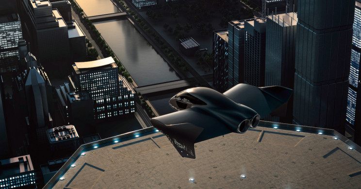 Electric flying taxis might be closer than we think.