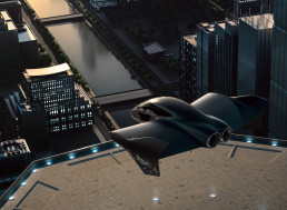 Premium Mobility: Boeing Teams up with Porsche to Create an Electric Flying Car