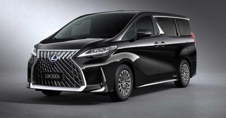 Lexus Creates Its First Ever Luxury MiniVan
