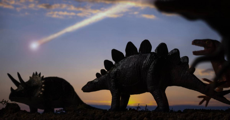 Asteroid Impact, Not Volcanoes, Drove Dinosaurs to Extinction, Says New Study