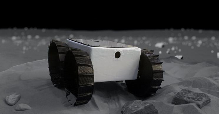 Ex-Intern Used NASA Skills to Lead Robot Rover Moon Mission