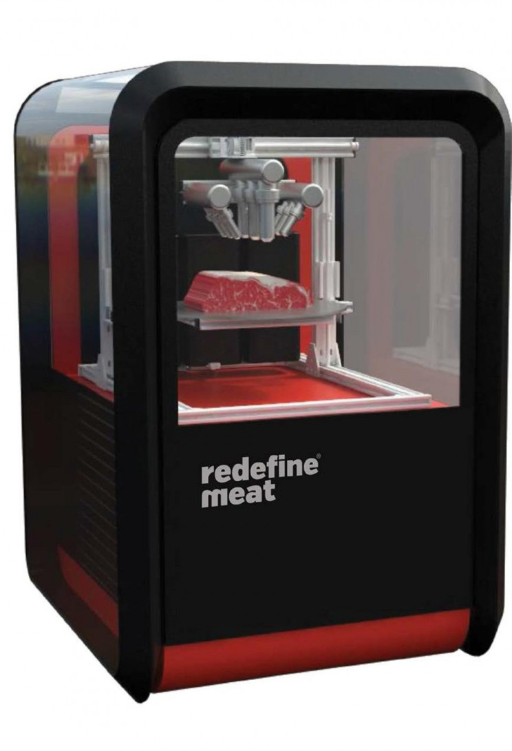 World's First 3D-Printed Juicy Vegan Steak to Hit Restaurants This Year