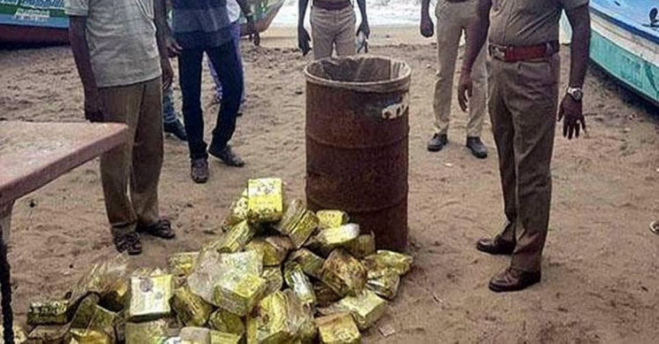 $31M Worth of Meth Washed up on Indian Shores, but It's Not an Isolated Incident