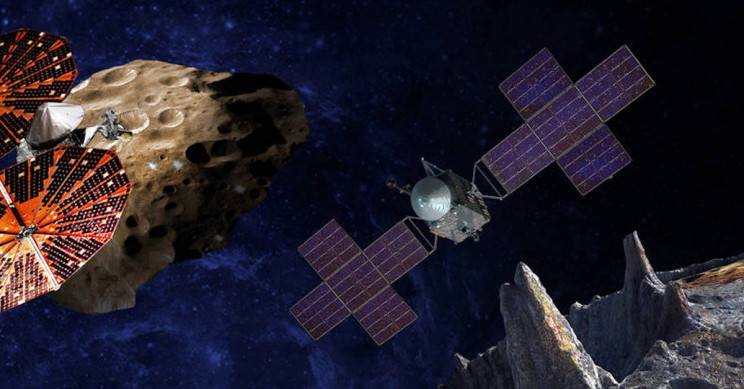 NASA Finds Rare Metal Asteroid and It's Worth $10,000 Quadrillion