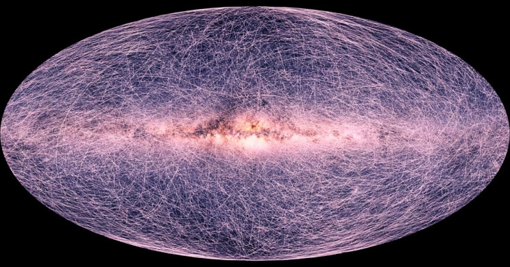 ESA Milky Way Gaia