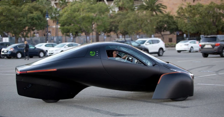 Aptera's Solar-Powered EV Goes From 0 to 60 MPH in 3.5 Seconds