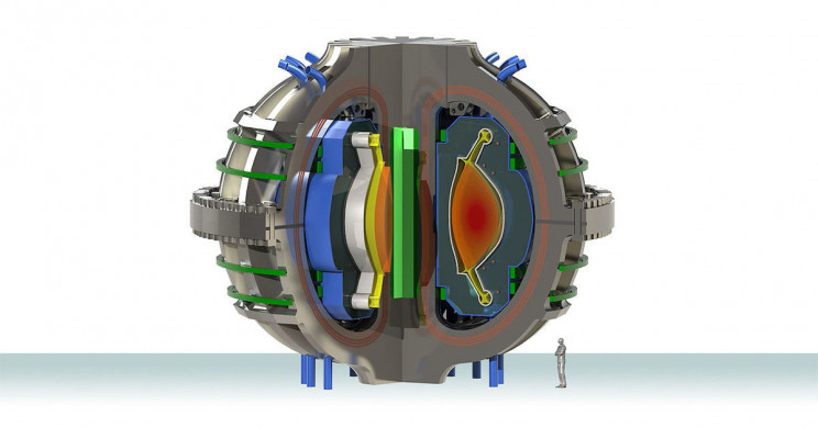 US Plans to Build Its Own Nuclear Fusion Power Plant