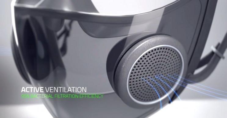 Razer Mask Active Ventilation