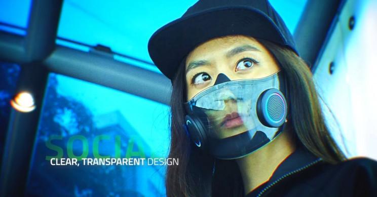 Razer Mask Clear