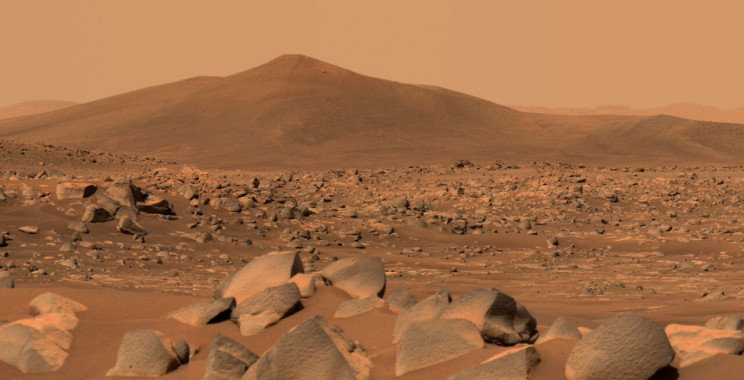 Future Mars Housing May Be Built With Astronaut Blood and Pee