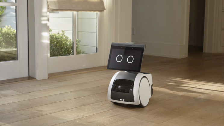 Amazon's New Home Robot Astro Just Launched. And It Could Be a Nightmare