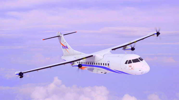 NASA Has Awarded Two Firms $250 Million to Develop Electric Passenger Jets by 2035