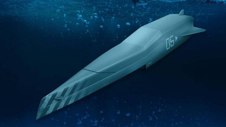 Royal Navy Shares Visionary Video of Its Future Warfare Concepts