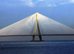 Unique Engineering Behind the Bandra-Worli Sea Link Bridge