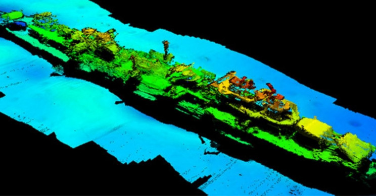 Sunk 80 Years Ago, German Warship Discovered Off the Coast of Norway