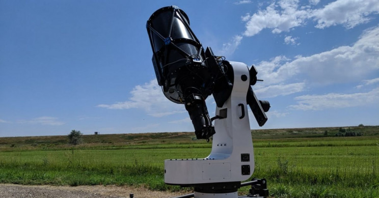 Daytime Satellite Tracking Telescope Invented, as Orbit Gets Crowded