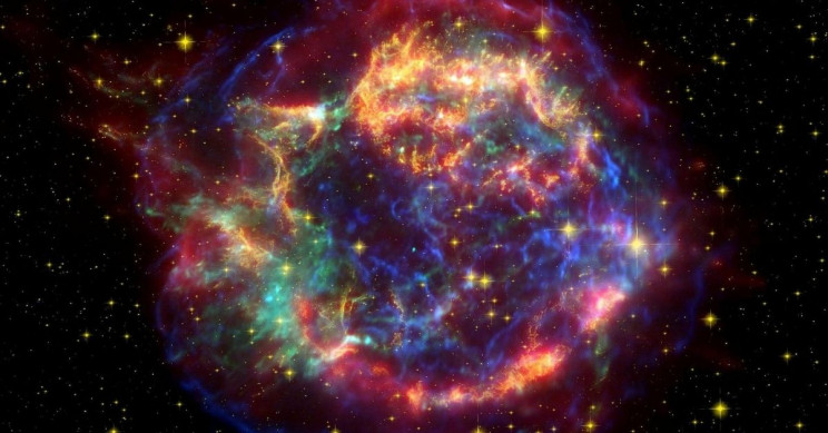 Exploding Stars May Have Caused Mass Extinction on Earth