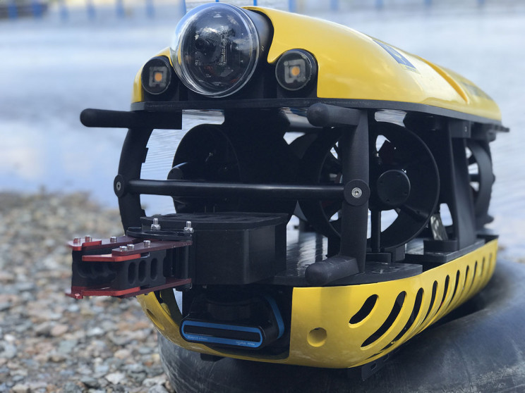 New Project to Clear the Seabed of Plastic with Autonomous Robots