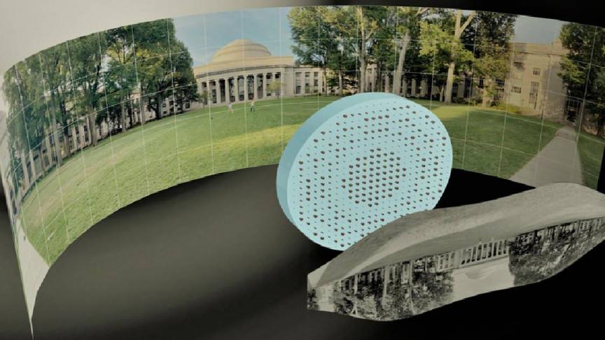 A Flat Fisheye Camera Lens - Engineering Development | IE - Interesting Engineering