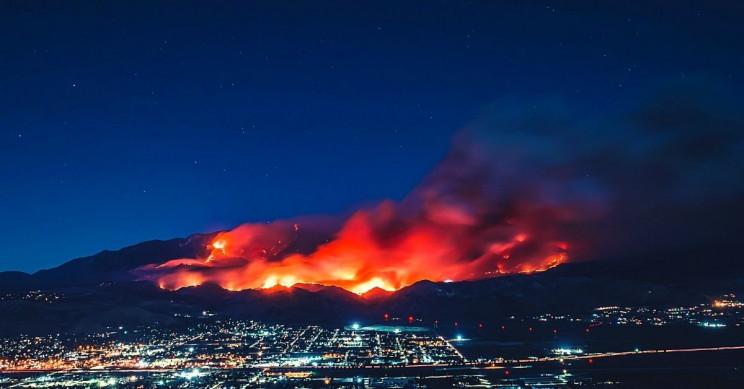 California Wildfires 1