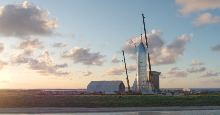SpaceX's 'SN8' to Launch As High As 60,000 Feet Next Week
