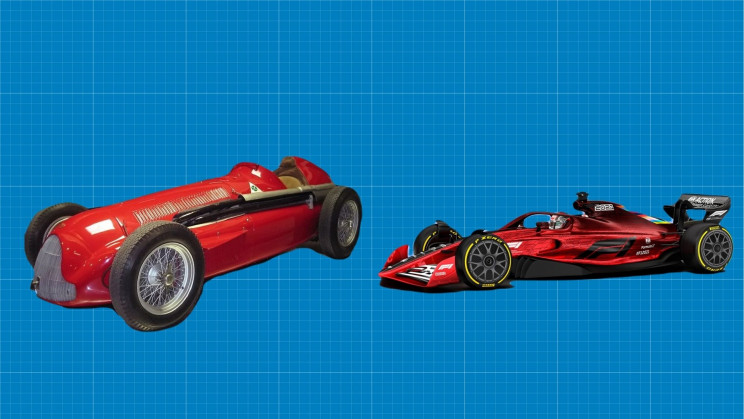 Formula 1: How Much Has Changed Since 1950?