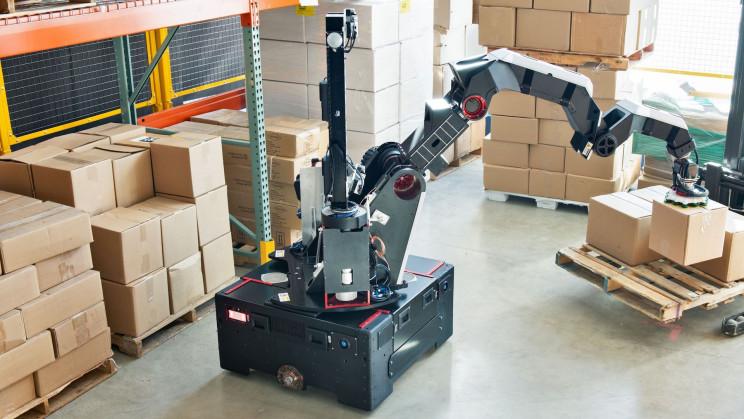 Meet Stretch: Boston Dynamics Introduces Its New Robot