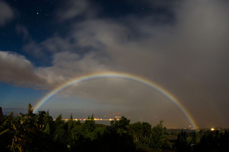 The Strangest Atmospheric Phenomena: From Moon Halos to a Green Flashes