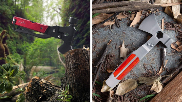 Hammer, Hatchet, and More in One: 9 Multi-Tool Survival Gears