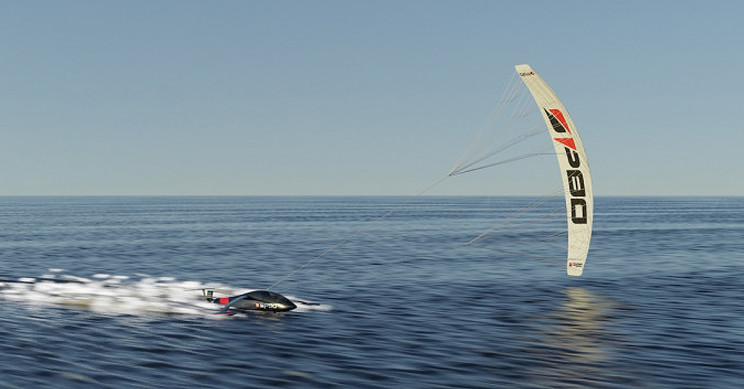 Swiss Team Aims to Break World Sailing Speed Record, Unveils First Prototype