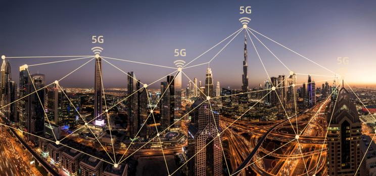 smart city, IoT, 5G
