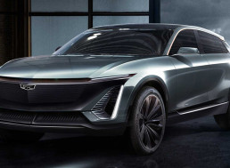 Cadillac's First All-Electric Car Will Be Showcased in April