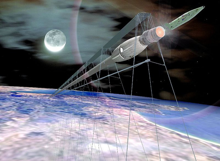 Shoot to the Stars: 15 Facts About the Fascinating Space Elevator Concept