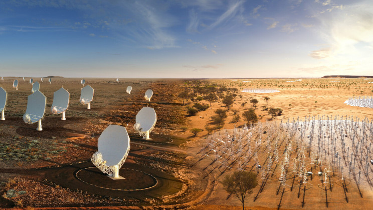 Largest-Ever Telescope Network Greenlit Despite Concerns About Starlink Interference