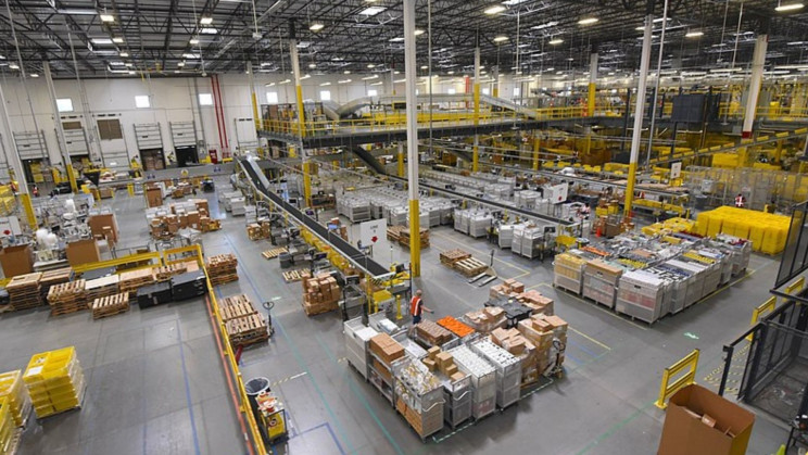 Amazon Throws Away Millions of Unsold Products Every Year