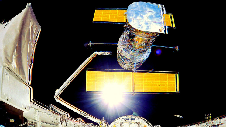 lines of code hubble space telescope