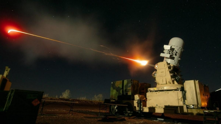 C-RAM Took Down Rockets Near Kabul Airport. Here's How It Works