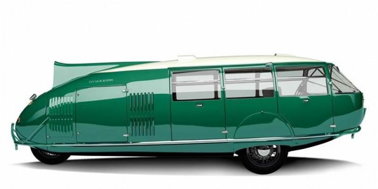 weirdest concept car dymaxion