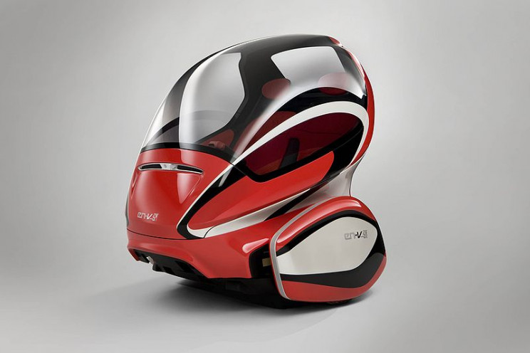 weirdest concept car en-v