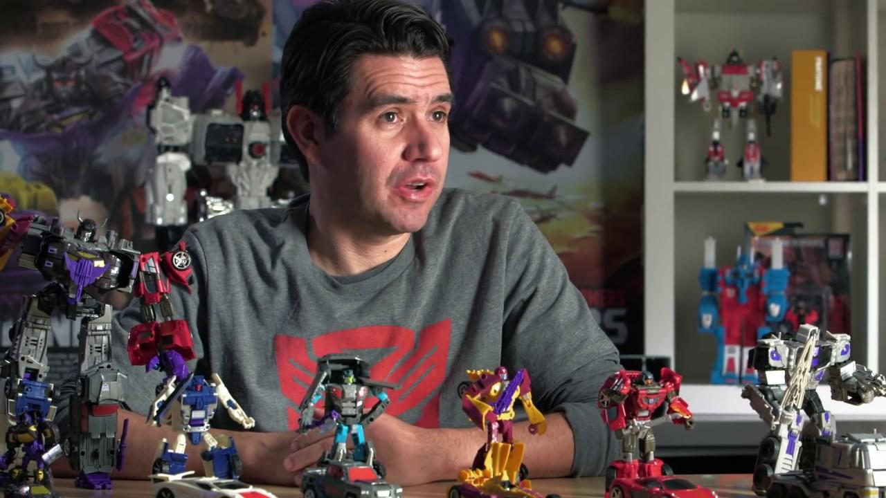designing transformer toys