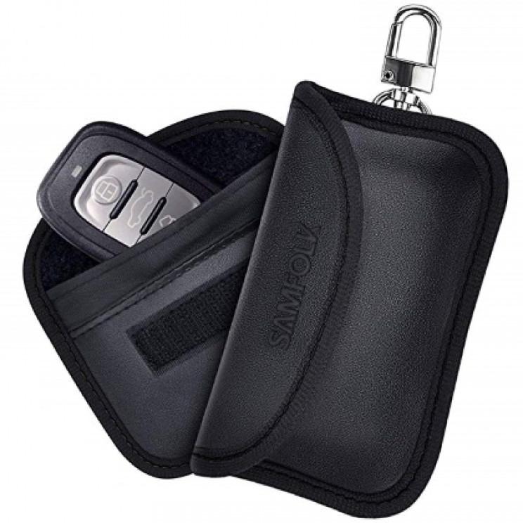 Faraday pouch