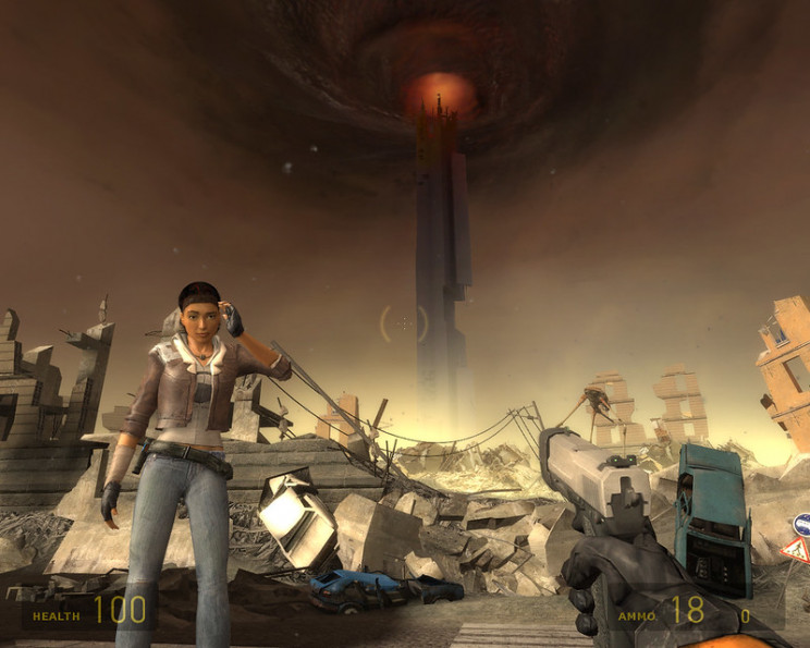 Half-Life Is Back, This Time with Virtual Reality