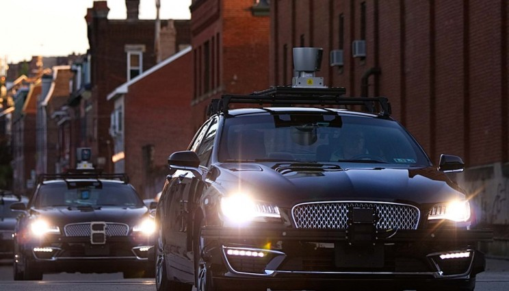 Fiat Chrysler and Aurora, A Driverless Car Company, Sign Agreement to Work Together