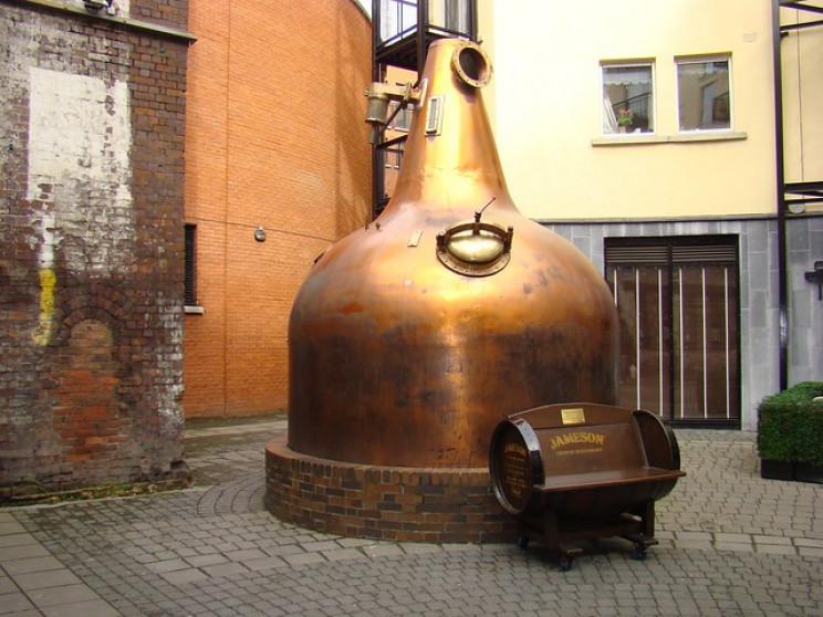 eco-friendly whiskey still