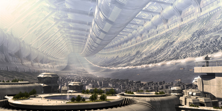 The Challenges of Building Human Habitats in Space