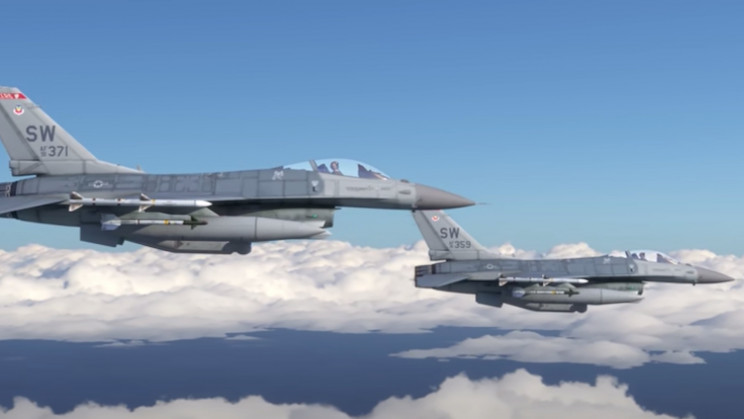 US Air Force Announces Major Milestone in Laser Pod System