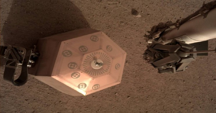 We Hear You Mars: First Ever 'Marsquake' Detected on the Red Planet