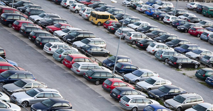 Two Physicists Map Where You Should Park Your Car According to Math